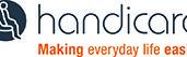 Handicare logo with tagline