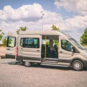 Handicare Vehicle Conversion
