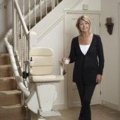 Handicare Elegance Stairlift